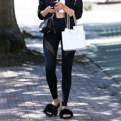 Leggings this summer…