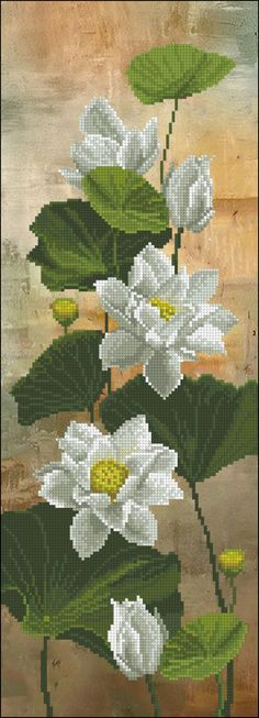 Designing Your Own Cross Stitch Embroidery Patterns - Embroidery Patterns Cross Stitch Rose, Cross Stitch Flowers, Needlepoint Patterns, Embroidery Patterns, Cross Stitching, Cross Stitch Embroidery, Cross Stitch Designs, Cross Stitch Patterns, Beaded Cross