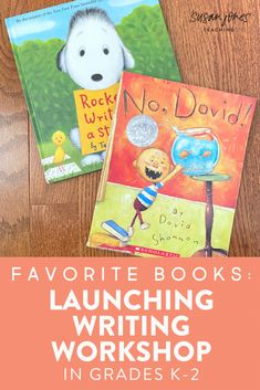 See two of my favorite books for launching writing workshop and how I use them in a K-2 classroom. Head on over to the blog post to grab a free writing activity to use with Rocket Writes a Story which will encourage your kindergarten, first grade, and second grade students to believe that they are all writers and start their writing journey at the beginning of the year! Launching Writers Workshop, Writer Workshop, First Grade Activities, Literacy Activities, Phonemic Awareness Activities, Teaching Kindergarten, Teaching Ideas, Writing Skills, Writing Ideas