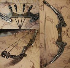 Prop - Garrett's Bow (Thief) by CatapultedCarcass