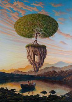 Ciprian Mihailescu - Tree of Life