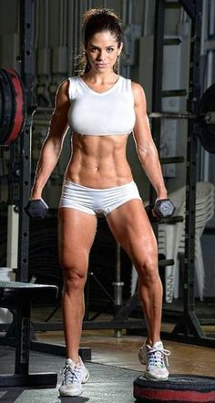 STRENGTH & DETERMINATION of Latina Celebrity #Fitness model Michelle Lewin : if you LOVE Health, Workouts & #Inspirational Body Goals - you'll LOVE the #Motivational designs at CageCult Fashion: http://cagecult.com/mma