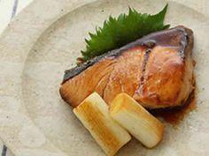 ぶりのぽん酢焼きの画像