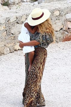 Beyoncè Vacations In Italy September 2015