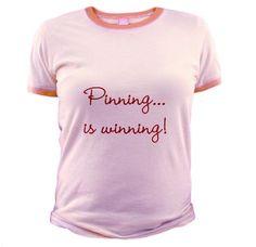 Pinterest shirts! love it!