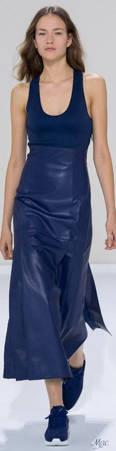 Spring 2016 Ready-to-Wear Hermès