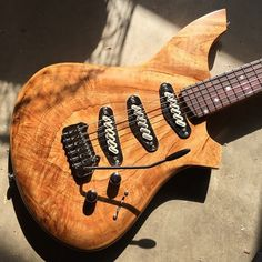 """""""Why should you buy my guitars?"""" Great question, and an excellent response from a luthier."""