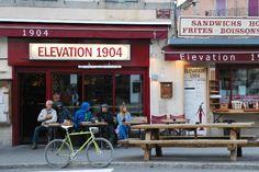 Elevation 1904, Chamonix