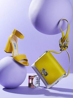 Judy Inc: Joe Saraceno photographs spring accessories for the latest issue of…