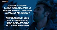 45 Things 'Yeh Jawaani Hai Deewani' Taught Us About Love, Life & Friendships Motivational Picture Quotes, Lyric Quotes, Movie Quotes, True Quotes, Best Quotes, Inspirational Quotes, Lyrics, Qoutes, Story Quotes