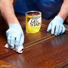 Renew Woodwork Without Refinishing