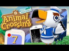 Animal Crossing: New Horizons - YouTube Nintendo Ds, Nintendo Switch, Animal Crossing, Disney Characters, Fictional Characters, Cool Stuff, Youtube, Animals, Life