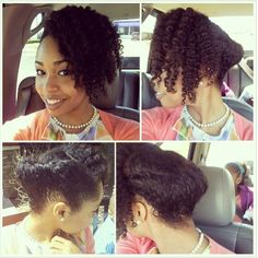 I'M GOING TO TRY THE ROLL & TUCK ON MY NATURAL HAIR ONE OF THESE DAYS