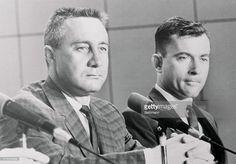 Astronauts In Space, Nasa Astronauts, Gus Grissom, Project Gemini, Project Mercury, Apollo 1, Nasa History, Apollo Missions, Risky Business