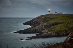Galley Head Lighthouse in County Cork, Ireland