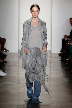 Parsons MFA Fashion Design & Society Spring 2015