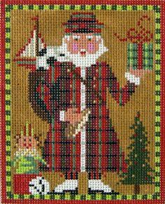 Santa Kelly Clark