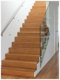 Image result for timber stairs detail