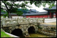 Geumcheongyo Bridge at Changdeokgung Palace in Seoul, Sout… | Flickr