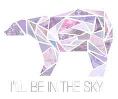 """""""☾I'll Be in the Sky + TOP ART SET☽"""" by samarrasankar ❤ liked on Polyvore featuring art, Pink, purple and samarraart"""