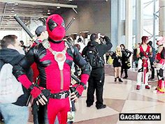 Your daily dose of Deadpool – Compilation #17