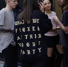 """k6nye: """"what if we fucked at this Vogue party """""""