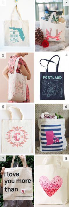 wedding welcome bag - #personalized #tote #giftbag