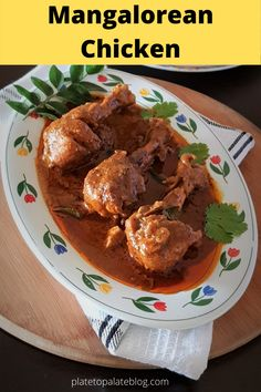 Mangalorean Chicken Ghee Roast is an Indian dish of chicken native to Mangalore and Udupi region. You can prepare this recipe in two variations dry or semi gravy.