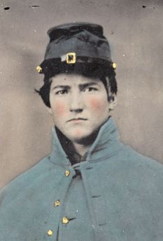 Pvt. Allen Worthington, Company E, 71st Ohio Infantry - Federals killed, wounded, or captured at Shiloh - Gallery - Shiloh Discussion Group