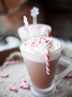 Recette de Chocolat au lait crémeux