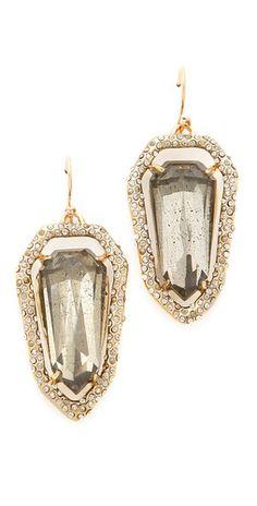 Stunning - Alexis Bittar Delano Shield Earrings
