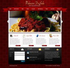 Palazzo Di Sole - WordPress Theme