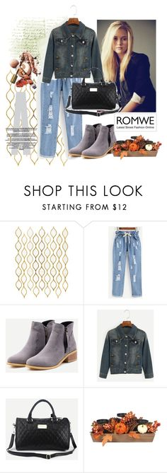 """""""Romwe  4"""" by aida-1999 ❤ liked on Polyvore"""