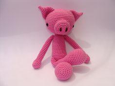 Pink pig. Meep!