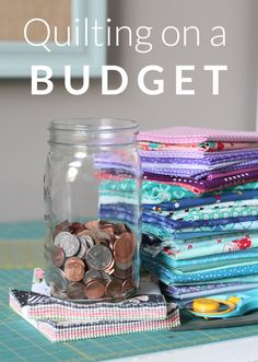 5 ways to Quilt on a Budget