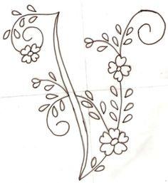 Dibujos para bordar para bebés - Imagui