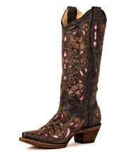 Corral---Girly with pink, but still perfect for fall