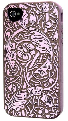 Vines iPhone case from the Twig Case Co - you won't believe what it's made of!
