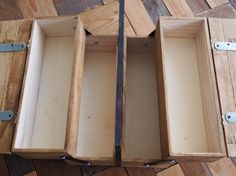ちょっぴり男前TOOL BOX(道具箱)を100均材料でDIY|LIMIA (リミア)