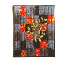The Textile Cuisine: Autumn leaves / Jesienne liście