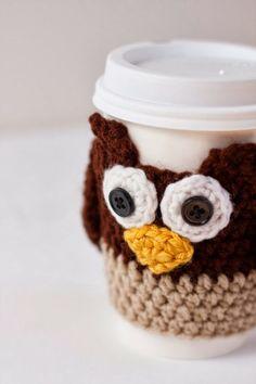 Örgü Fincan Kılıfları ile Kahveniz Üşümesin!
