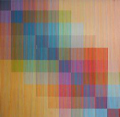 Cruz Diez ㊙️Carlos Cruz Diez㊙️Carlos Cruz-Díez More Pins Like This At FOSTERGINGER @ Pinterest ㊙️