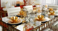 Stylish Home Decor & Chic Furniture At Affordable Prices | Z Gallerie GLITTERED WHITE PUMPKINS