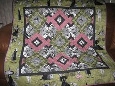 ABBEY LANE QUILTS: It's been a GHASTLY week... | Ghastly Love ... : oh henry quilt pattern - Adamdwight.com