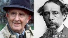 A grandson of JRR Tolkien and a descendant of Charles Dickens are to collaborate on two new fantasy books for children!