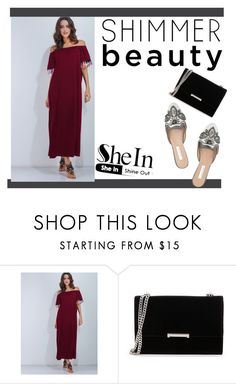 """shein"" by lilla345 ❤ liked on Polyvore featuring Oscar de la Renta and Ivanka Trump"