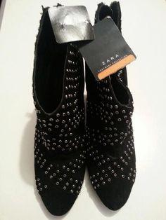Sapato By Zara, não usado. Número 34. (99,90 R$).