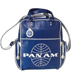 Pan Am 70's Original bag... A great carry-all for any occasion.