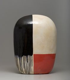 Jun Kaneko: Sculpture | Baker Sponder Gallery