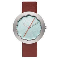Scallop is Michael Graves' last watch design for Projects